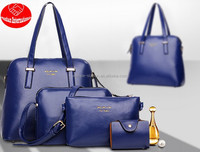 European and American new bag, a family of four , stone rose 4 pcs per set Handbags/one shoulder bags/