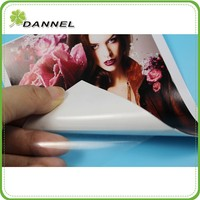 glossy waterproof inkjet photo sticker paper