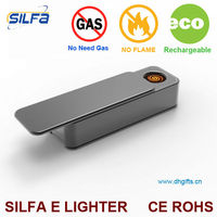 flash drive metal USB rechargeable flameless Lighter branded merchandise