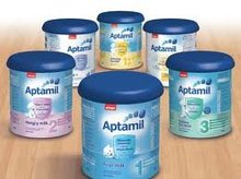 Nutrilon and Aptamil Baby Milk Powder for Sale