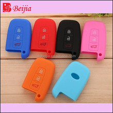 2015 hot silicone car key cover for bmw