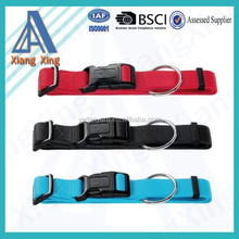 NYLON DOG COLLAR WITH STRONG CLIP *LEAD & LEASHES