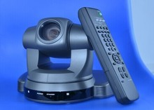 Full HD 1/2.8inch Progreeive CMOS Canon Lens 20XZOOM Support RS232 VISCA/RS-422 VISCA/PELCO:P/D Video Conference Camera