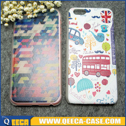 3D embossed UV printing case for iphone case custom print