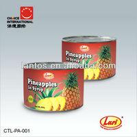 LARI Brand 454g pineapple canned