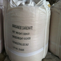 precipitation Manganous carbonate MnCo3 manganese carbonate fertilizers grade manure plant food