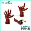 New product iron man pen drive free samples/factory prices