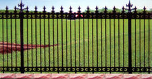 Cast Iron Fencing or Wrought Iron Fencing