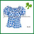 Tiroler blusas, señoras camisas, blusas tradicionales, tradicional de blusas para damas