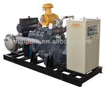 Wood gas generator 80kW
