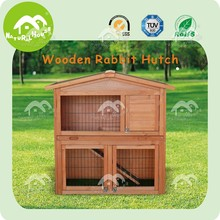 rabbit hutch cage sale,2 story rabbit hutches,double decker rabbit hutch-DRH-2