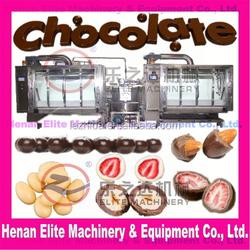 dry fruit chocolate coating machine