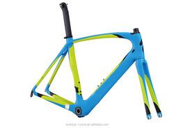 carbon frame/road bike frame/700c*49/52/54/56/8 frame and fork