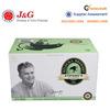 Corrugated juice bottle paper box packaging