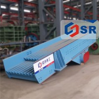 After-sales service provided small rock hopper for recycling construction waste,slags
