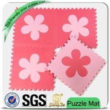 Bambino tappeto puzzle non- tossico, tappeto puzzle di puzzle