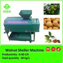 Walnut nut sheller/nut shelling machine/cashew nut shell machine
