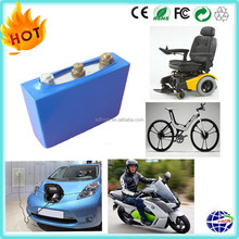 3.2V 25AH lithium battery pack for electric car/electric motorcycle or motorbike/electric bicycle or bike