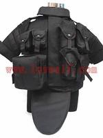 Hot Sale Black Waterproof Airsoft Vest OTV Body Armor Carrier Tactical Vest Combat Vest