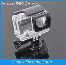 Action Camera Go Pro Case 35M Underwater Waterproof Protective Housing Case for Hero4 3+