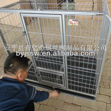 Steel Bar Folding Dog Cage Hot Selling Products