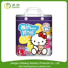 Competitive price Best sale diaper production