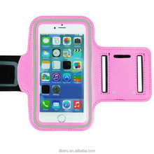 New Arrival Running Sports Gym Band Exercise Arm Cover Sports Armband Case for iPhone 6
