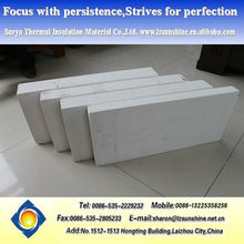 Construction Material Refractory Calcium Silicate Board With High Density