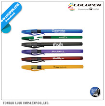 Crown Grip Promotional Pen (Trans) (Lu-Q35404)