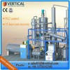 VTS-DP Water Cooling System Vacuum Distillation Unit