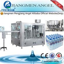 One Year Global Warranty Jiangmen Angel full automatic small plastic pet bottle filling machine
