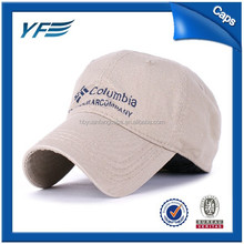 OEM Cheap Promotion Custom Embroidered Baseball Cap Hat