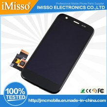 Mobile Phone LCD Screen Digitizer With Touch Assembly for Moto G XT1032 Universal Version With Frame