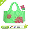 New arrival promotional cheap polyester foldable shopping bag