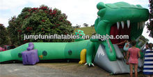 2012 Top Sales Inflatable Train Tunnel,Inflatable Train Bouncer