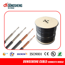 RG6 Coaxial cable for CCTV CATV satellite system rg6 cable