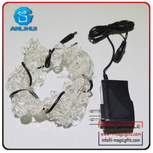 New Products Low Power LED String Lights peal Christmas Decoration Light