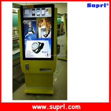 "42"" Vertical LCD Kodak Photo printer kiosk"