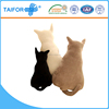 High quality safe monster cat plush toy cushion