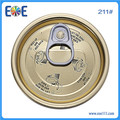 Bulgaria Hot Sale 211 # 65mm lata EOE para Anguila