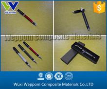 carbon fiber water core pen