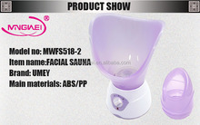 2015 hot sale face health spa skin care products with ce rohs