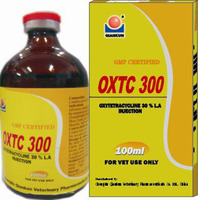 Vet Drugs for Animal : Oxytetracycline 30% Injection in Shanghai