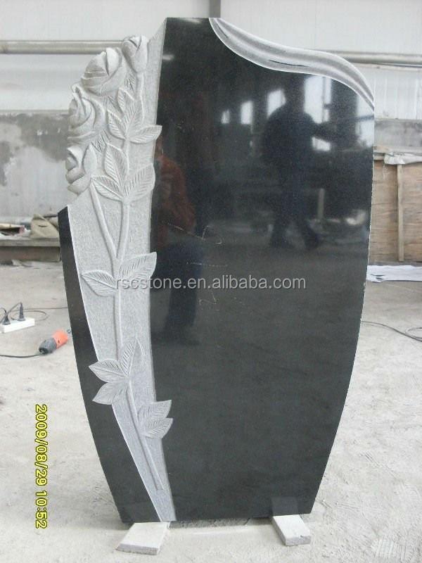china gute preis poliert granit grabstein grabstein. Black Bedroom Furniture Sets. Home Design Ideas