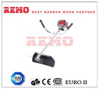 43cc RM-BC430 gasoline gas powerful brush cutter the same to sugarcane cutting machine price