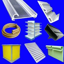 XiaMen manufacturer Custom profiles Plastic extrusion