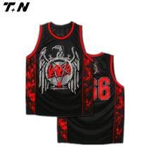 cheap youth cool sublimation basketball uniform for school
