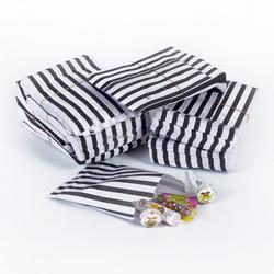 custom printed paper gift bag with design