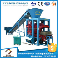 One touch express supplier 12.75KW 380V curb stone and paver block machine