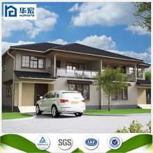 2015 made in China Light Steel Prefab House/prefabricated homes/prefab homes